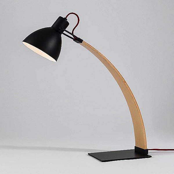 Laito Wood Table Lamp