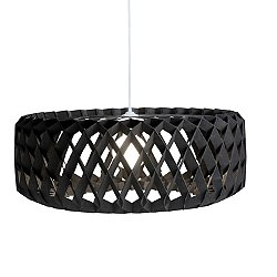 Pilke P80 Drum Pendant Light