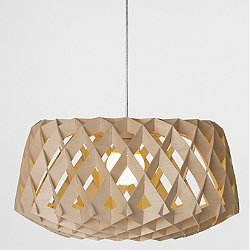 Pilke Drum Pendant Light