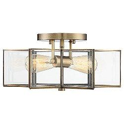 Mathew Semi-Flush Mount Ceiling Light