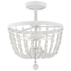 Hadley Semi-Flush Mount Ceiling Light
