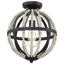 Clarke Flush Mount Ceiling Light