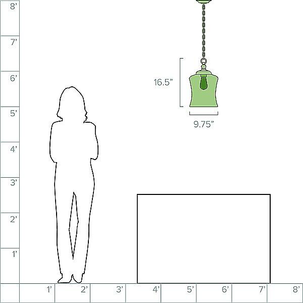 Josephine Mini Pendant Light