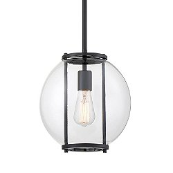Isaac Outdoor Pendant Light