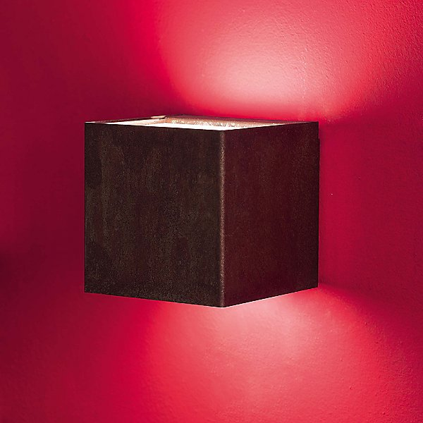 Laser Cube LED Wall Sconce
