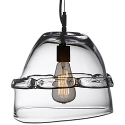 PURE Middlebury Wide Pendant Light