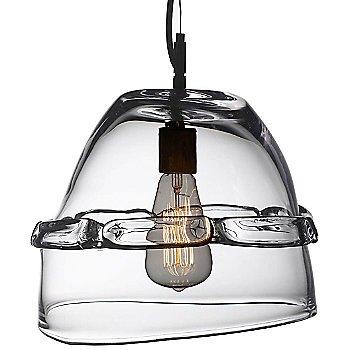 PURE Middlebury Wide Pendant Light / illuminated