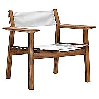 DJURO Lounge Armchair with Sling