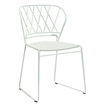 Shown in White with Sunbrella White Seat color