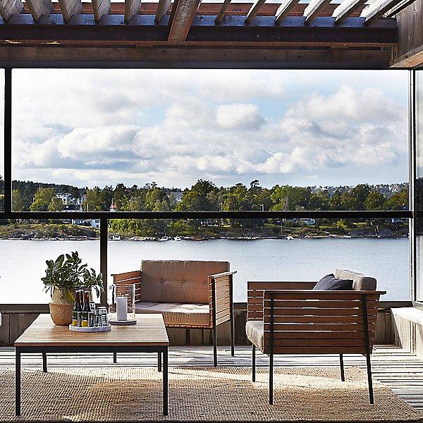HARINGE Rectangular Lounge Table