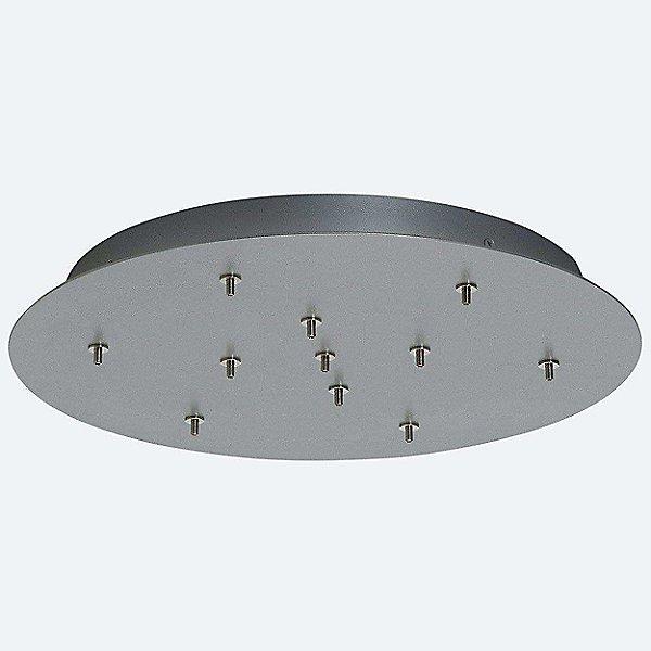 Kadur Drizzle 11 Round LED Multi-Light Pendant Light