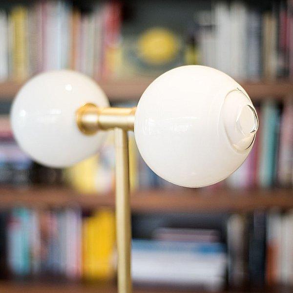 Stem Double Floor Lamp