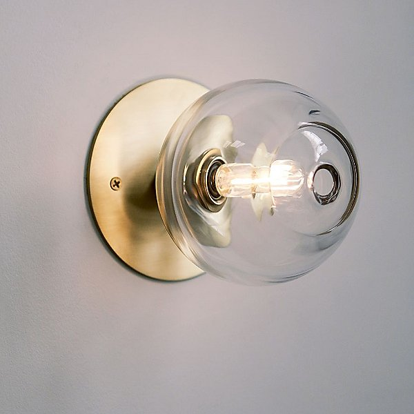 Stem Wall / Ceiling Light