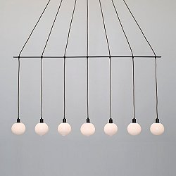 Drape Linear Suspension Light