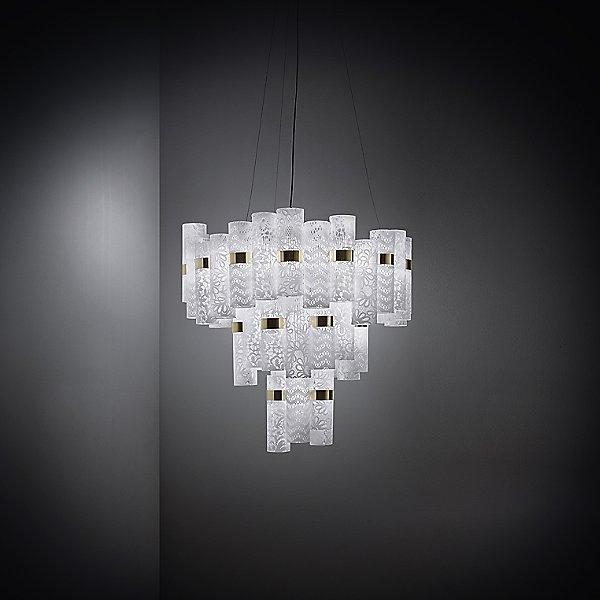 La Lollo LED Extra Large Chandelier