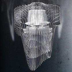 Aria Transparent Suspension Light