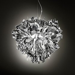 Veli Metallic Suspension Light