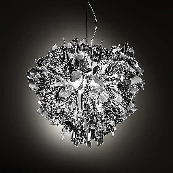 Veli Metallic Suspension Light