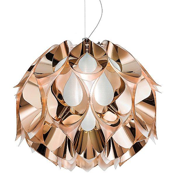Flora Metallic Suspension Light
