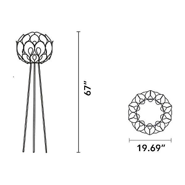 Flora Floor Lamp