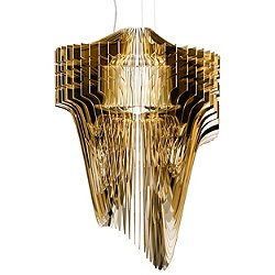 Aria Gold Suspension Light