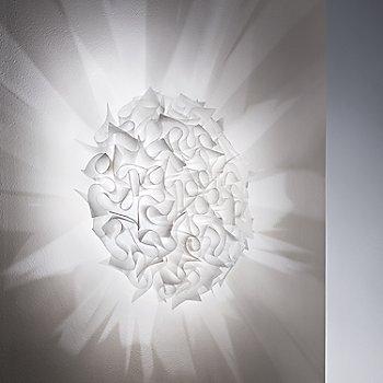 White, illuminated
