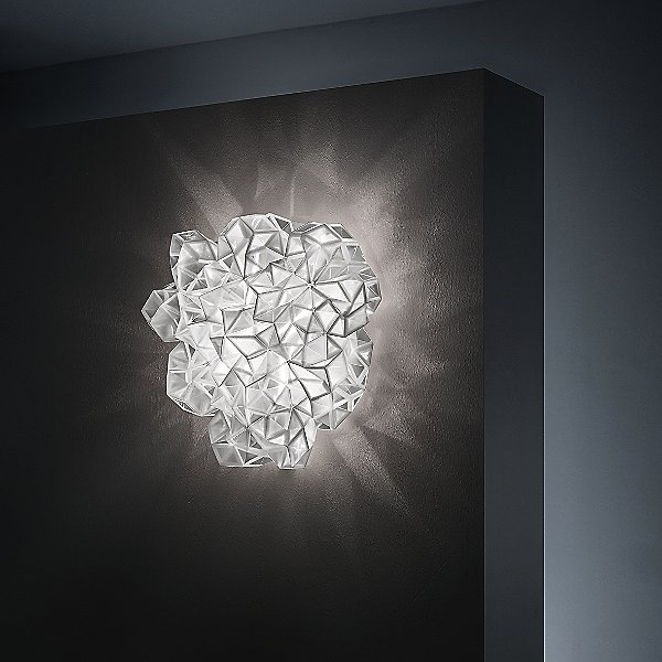 Drusa Flush Mount/Wall Light
