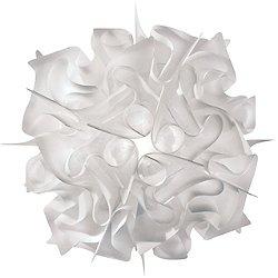Veli Mini Ceiling/Wall Light by Slamp (Opal)-OPEN BOX RETURN