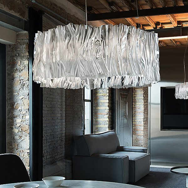 Accordeon LED Chandelier