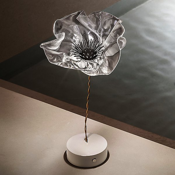 Lafleur Battery Operated Table Lamp