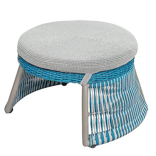 Archipelago Nicobar Chair + Ottoman Set