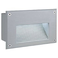Brick LED Downunder Outdoor Recessed Wall Light