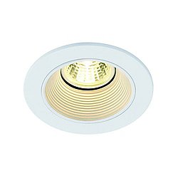 Ispira Round Recessed Trim