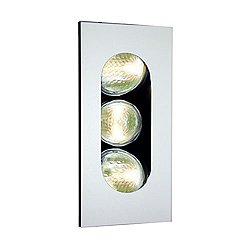 Triple V Wall Washer Recessed Light Kit