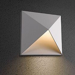 Prism Outdoor LED Wall Sconce