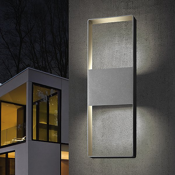 Light Frames Up Down Outdoor LED Wall Sconce