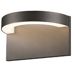 Cusp Outdoor LED Wall Sconce