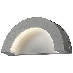 Crest Outdoor LED Wall Sconce