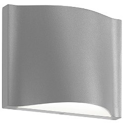 Drift Dual Light Outdoor LED Wall Sconce