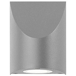 Shear Outdoor LED Wall Sconce