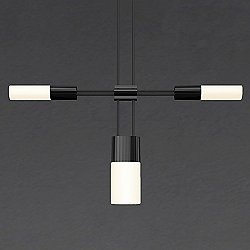 Suspenders Mini Single LED Wall Sconce