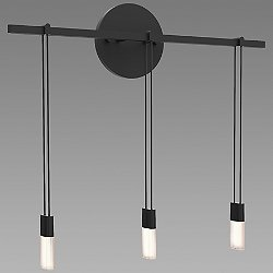 Suspenders 18 Inch Bar LED Wall Sconce