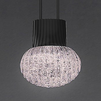 Shown in Crystal Oval shade