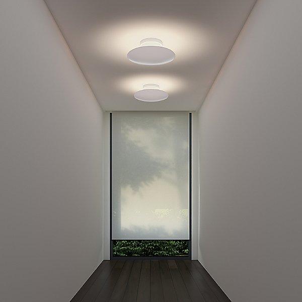 Fontanna Shield LED Wall Sconce