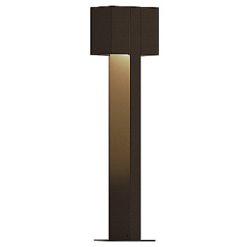 Shown in Textured Bronze finish, 22 inch