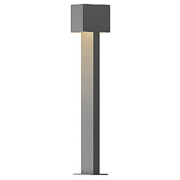 Shown in Textured Gray finish, 28 inch