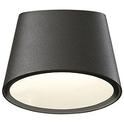 Elips Outdoor LED Wall Sconce (Bronze) - OPEN BOX