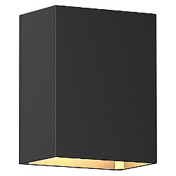 Box Outdoor LED Wall Sconce (Textured Gray)-OPEN BOX RETURN