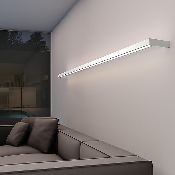 Thin-Line LED Wall Light