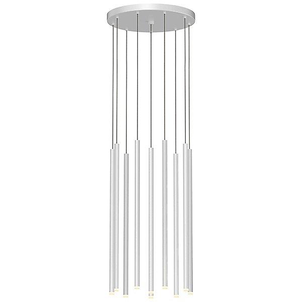 Light Chimes 10-Light LED Cluster Pendant Light
